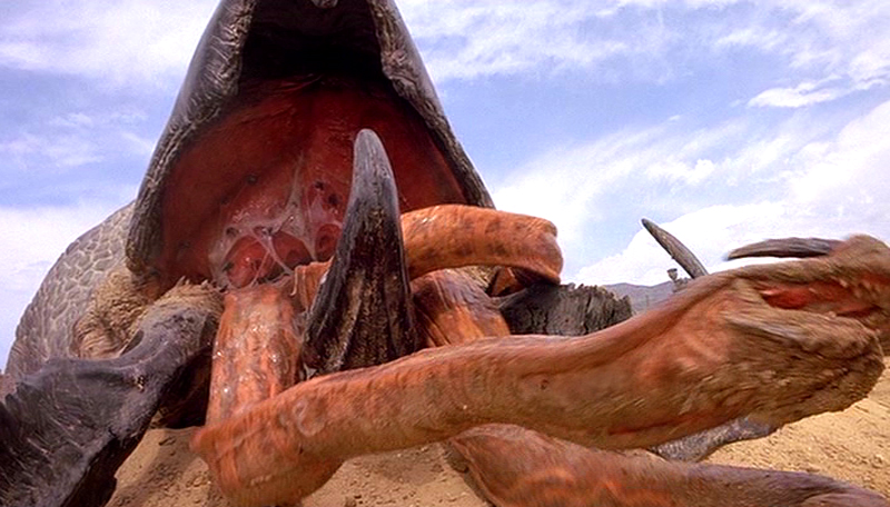 Image result for Tremors Movie Monster Worms