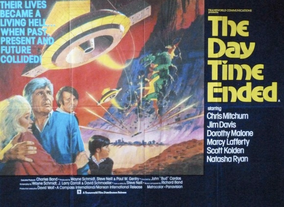 THE-DAY-TIME-ENDED-Poster