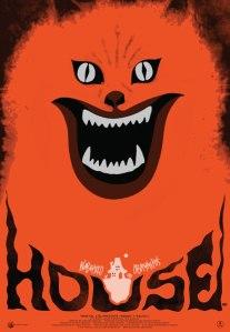 hausu house poster 1977