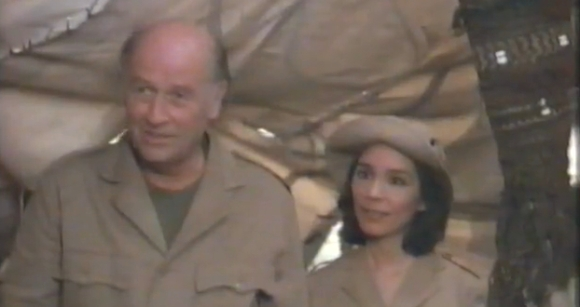 Ray Harryhausen Cameo Spies Like Us 1985