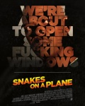 snakes on a plane alternative poster