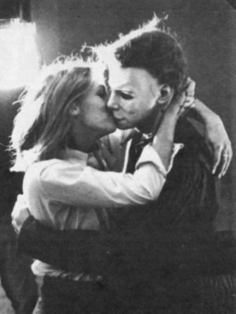 Michael Laurie kiss