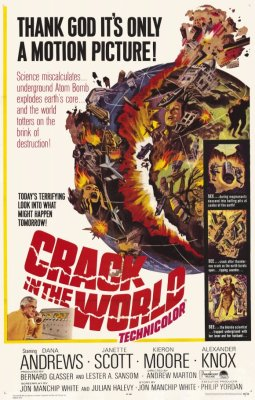 crack in the world 1965