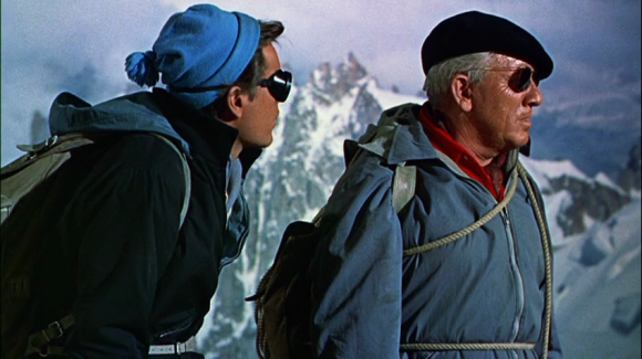 The Mountain Film 1956