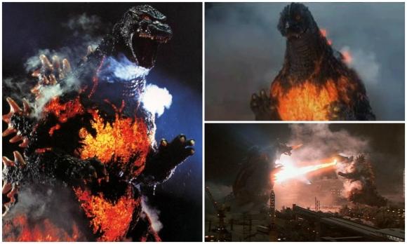 Godzilla Destoyah suit 1995