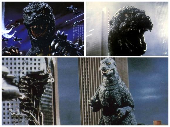 Godzilla Suit 1984 1985