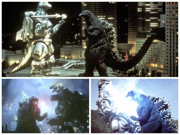 Godzilla Suit Mechagodzilla 1993