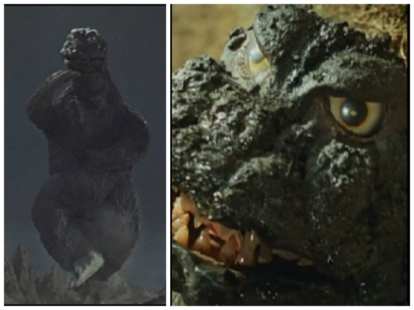Godzilla vs Monster x