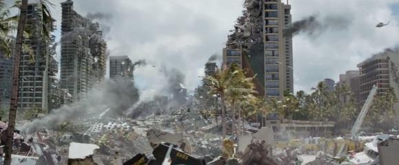 Godzilla March Trailer 2