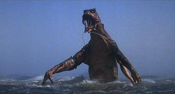 Leviathan Creature 1989