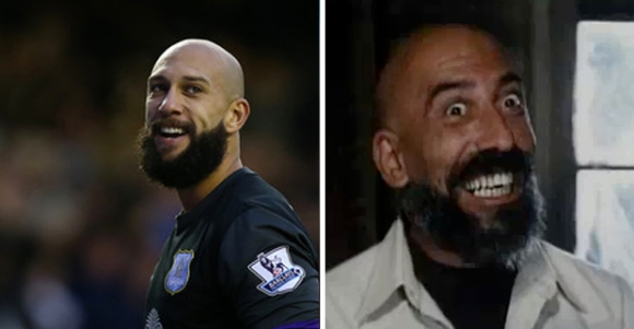 Tim Howard Sid Haig
