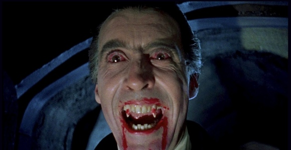 Christopher Lee Dracula