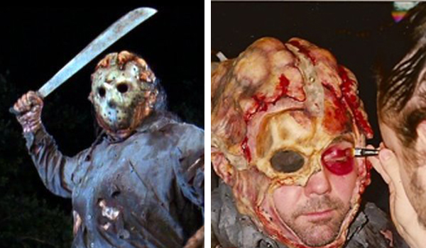 The Changing Face Of Jason Voorhees All Masks Faces 1980 2009